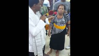 Demon in the picture exposed in Trinidad by prophet itode
