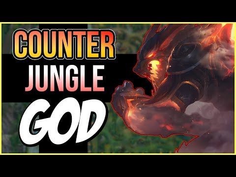 How To Counter Jungle Like a PRO (Warwick Jungle) - Warwick Commentary Guide - League of Legends