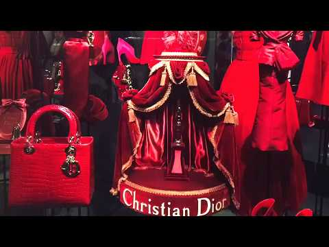 """Christian DIOR:Designer of Dreams""-Exquisite exhibition in Paris celebrates Dior's 70th anniversary"