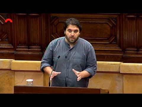 Ferran Pedret- Proposta de Reforma del Reglament del Parlament