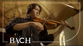 Bach - Violin Partita No. 2 in D minor BWV 1004 - Sato | Netherlands Bach Society