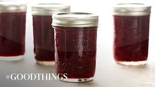Good Things: The Perfect Raspberry Jam - Martha Stewart