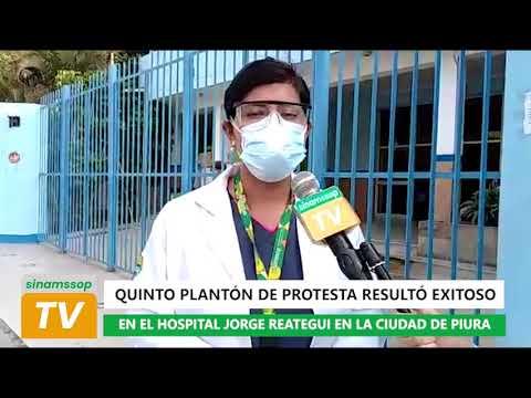 PRESIDENTA DEL CUERPO MÉDICO DEL JORGE REÁTEGUI DENUNCIÓ ABANDONO DEL HOSP. POR GESTIÓN DE MOLINELLI