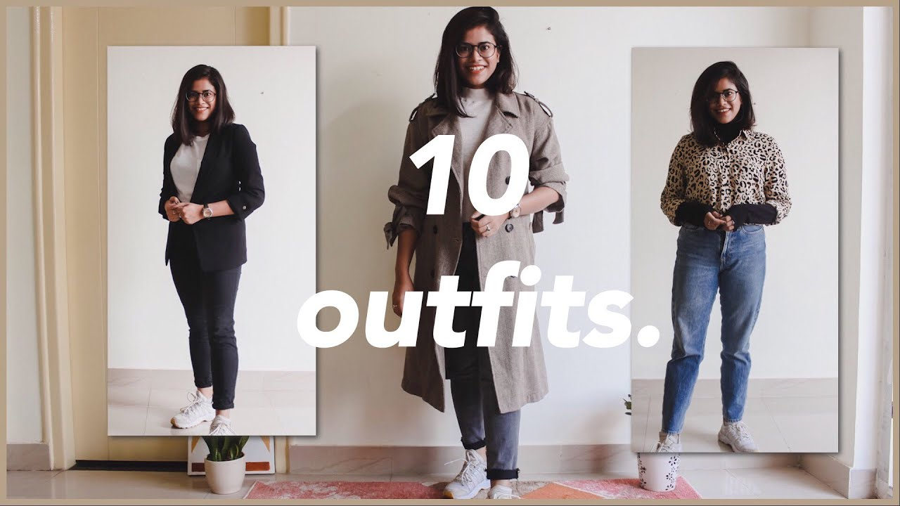 [VIDEO] - 10 Outfits ideas for Fall/Winter 2019 + lookbook 2
