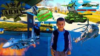 #Танк#Самолёт#Вертолёт#Пушки#Детское#АдрианвКимоно  ПОЗНАВАТЕЛЬНОЕ  ДЛЯ ДЕТЕЙ