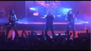 Blaze Bayley - Born As a Stranger HD (The Night That Will Not Die DVD)