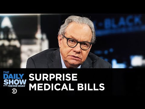 Back in Black Surprise Medical Bills | The Daily Show