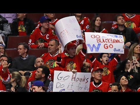 Ever Wonder: Why Do Chicago Blackhawks Fans Cheer For The National Anthem?