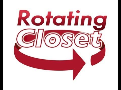 ROTATING CLOSET Www.islshop.co.uk