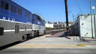Railfanning San Diego, The Afternoon Commute, 4/27/11