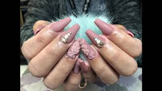 Best stiletto nails!