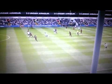 Tottenham 4-0 qpr english commentary