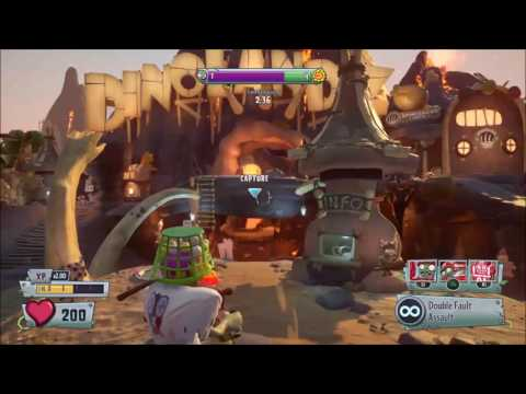 Plants vs Zombies: Garden Warfare 2 | Serve and Volley Event | Tennis Star
