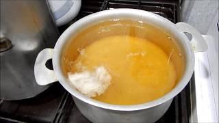 Самогон. Рецепт и приготовление браги из сахара.