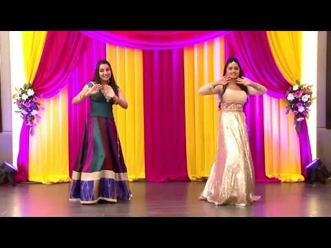 Indian Wedding Dance By Beautiful Girls,mix Hindi Songs