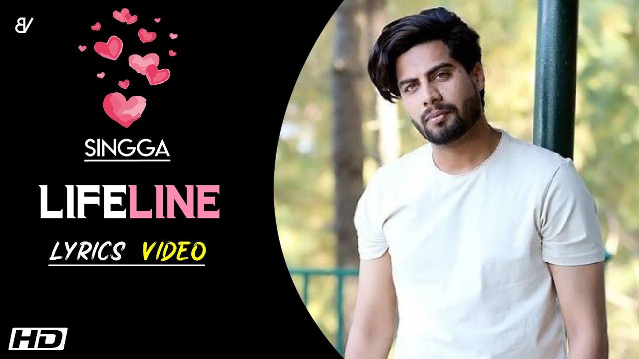 Download Lifeline (Lyrics) SINGGA   Latest Punjabi Songs 2020