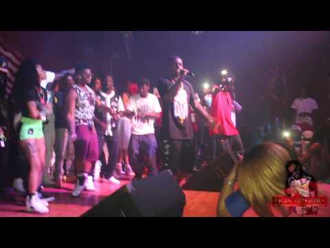 Kodak Black Live @ The Hall in Palmetto