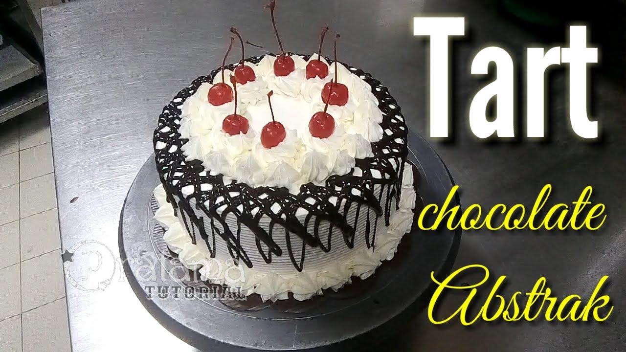 Wow Dekorasi Kue Ulang Tahun Coklat