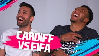 Who is the FASTEST player at Cardiff City?   Camarasa & Mendez-Laing vs FIFA 19 🔥