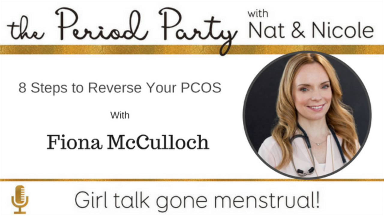 8 Steps To Reverse Your Pcos With Fiona Mcculloch Nicole Jardim