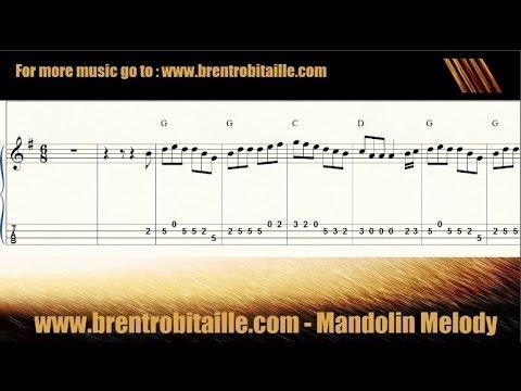 Mandolin Tab Guitar Chords Notes A Visit To Ireland Celtic