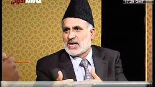 Earthquakes; A natrual phenomenon or a Divine Sign-persented by khalid Qadiani.flv