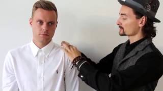Marc Mariboe Christensen - Sådan skal skjorten sidde