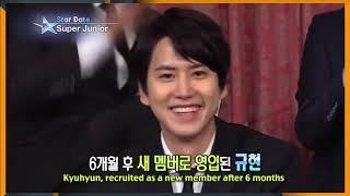 Super junior (kyuhyun)[funny moment]❤❤/ تحدي عدم الضحك مع كيوهيون 😂🤣