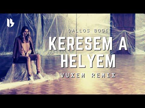 Dallos Bogi - Keresem A Helyem (Vuxem Remix)