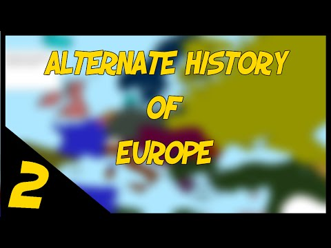 Alternate History of Europe (Part 2) - World War 1, Russian Civil War