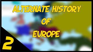 Alternate History of Europe (Part 2) - World War 1, Russian Civil War