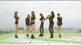 "T-ARA[티아라] ""NUMBER NINE [넘버나인]"" Dance Cover by Stay Crew from Vietnam"