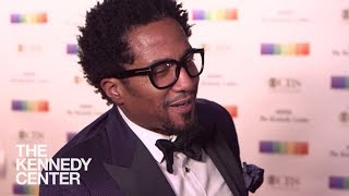 q tip 2017 kennedy center honors red carpet