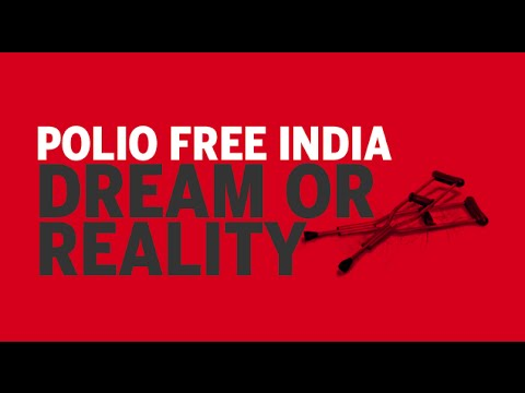 Polio free India dream or reality
