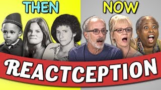 connectYoutube - ELDERS REACT TO OLD PHOTOS OF THEMSELVES #5