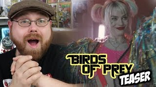 Birds of Prey - Teaser Reaction!!