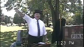 2007 Crystal Lake Historical Society Cemetery Walk Full Video