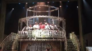 Sandra Marvin and Showboat cast sing a tribute to The Lion King in tech