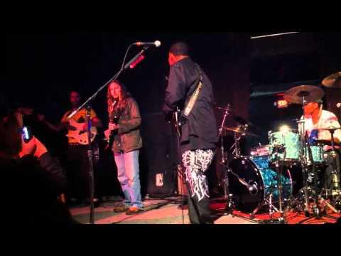 Eric Gales Live 1-20-11, Memphis, TN