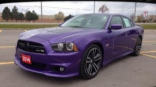 2014 Dodge Charger SRT8 Super Bee | MacIver Dodge Jeep | Newmarket Ontario
