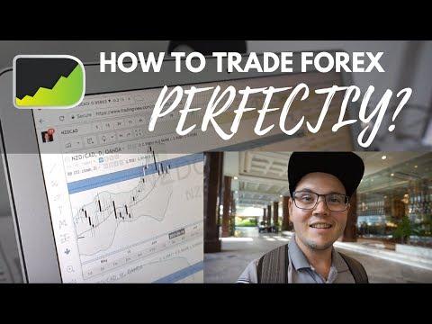 The Perfect Trading Day (ft. Kim Krompass) | Bangkok Forex Trading Vlog