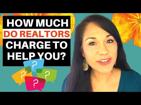 Do Buyers Pay Real Estate Agent Fees | How Much do Realtors Charge to Buy a House