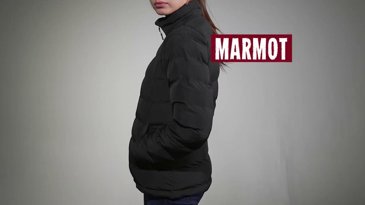 Marmot Women s Alassian Featherless Jacket 2017 Review - YouTube c987570b5381