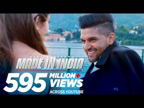 Guru Randhawa: MADE IN INDIA | Bhushan Kumar | DirectorGifty