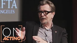 Gary Oldman on Darkest Hour, The Dark Knight Trilogy & JFK | BAFTA Insights