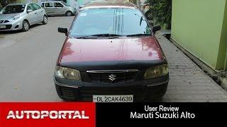 Maruti Suzuki Alto User Review - 'great mileage' - Auto Portal
