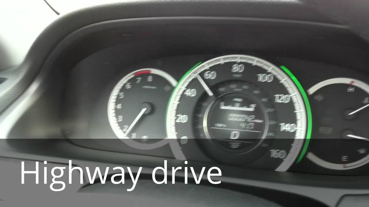 2013 2014 honda accord cvt driving test and review youtube for 2014 honda accord sport 0 60