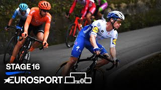 Giro d'Italia 2020 - Stage 16 Highlights | Cycling | Eurosport