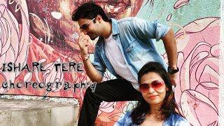 Ishare tere|| Guru Randhawa, Dhvani Bhanushali || IIT Bombay || dance choreography || Sreya Das