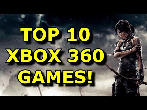 Top 10 Must Play Xbox 360 Games Youtube